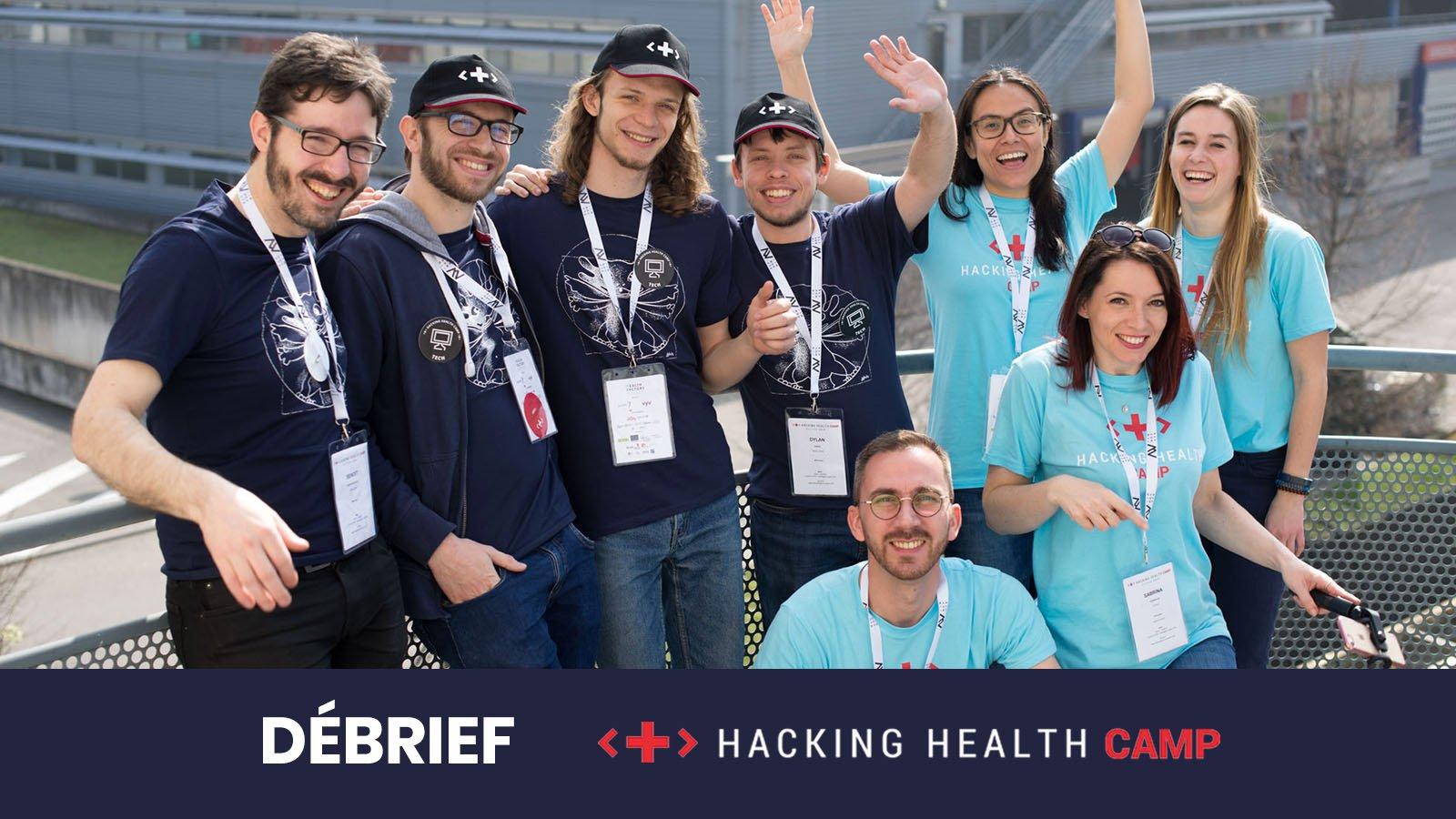 Débrief - Hacking Health Camp 2019 - SFEIR