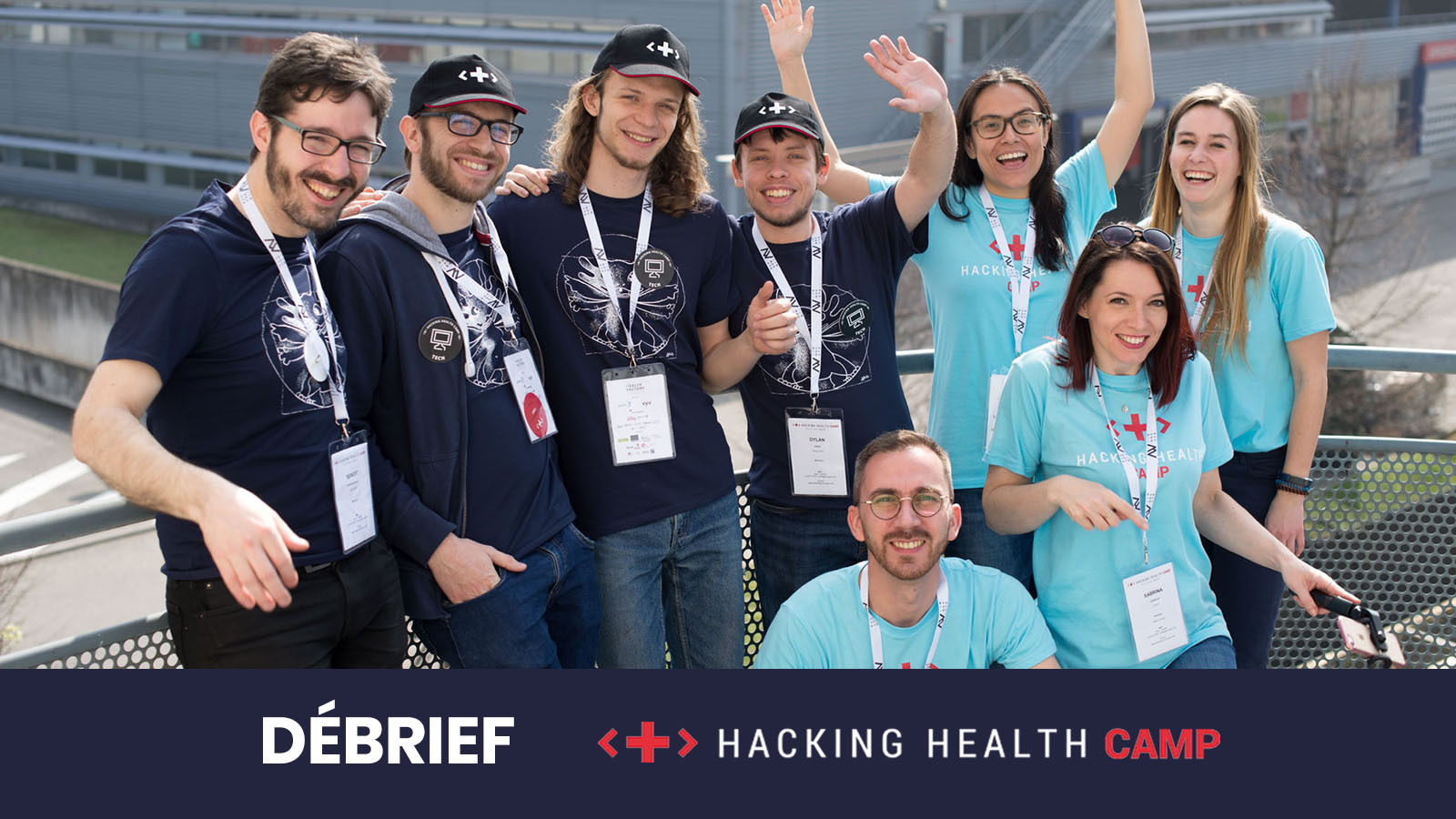 Débrief du Hacking Health Camp 2019